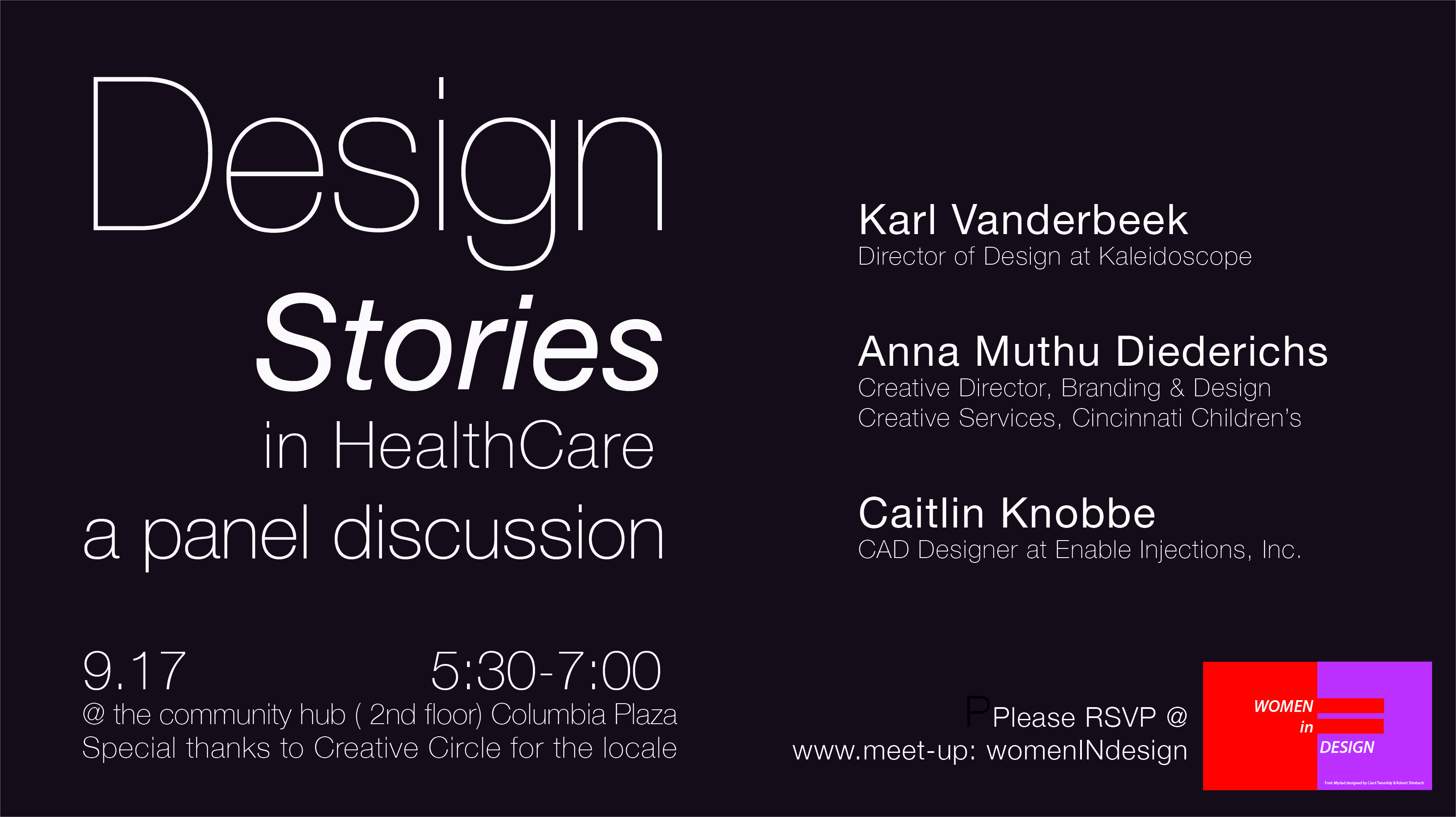 Design Stories in Healthcare: Women in Design